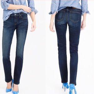 J Crew Matchstick Jeans 27 S medium wash